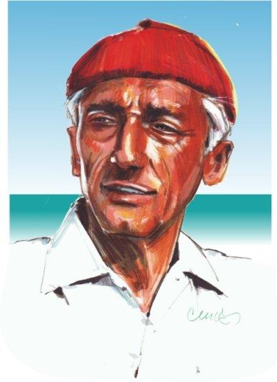 Помни их! #6: Жак Ив Кусто - Изображение 5