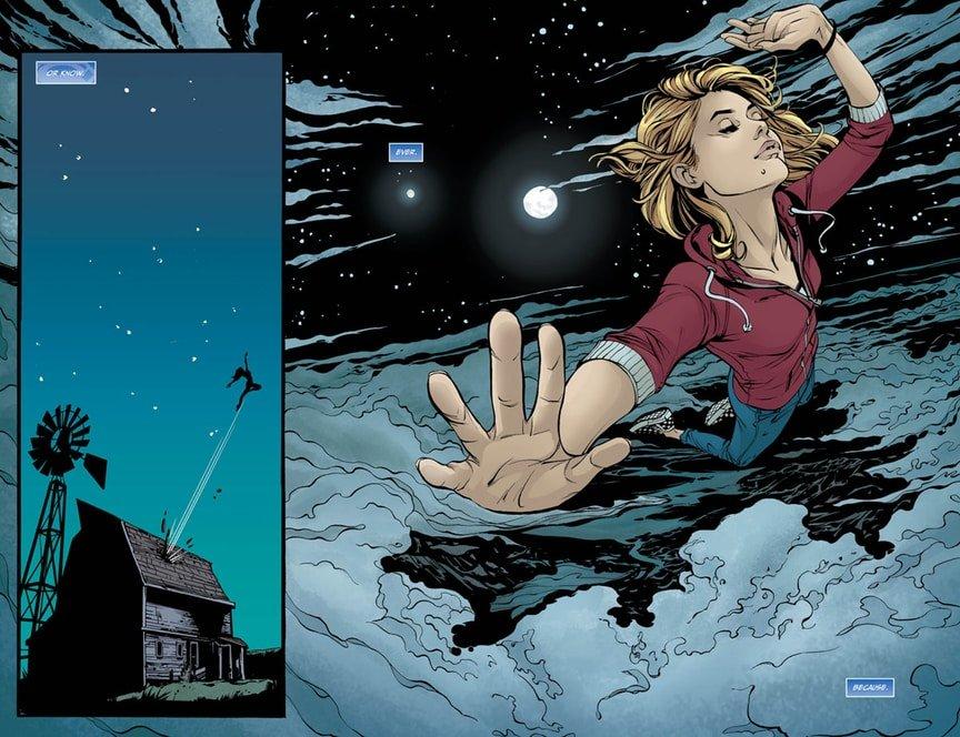 В новом комиксе Супердевушке изменили историю происхождения - Изображение 5