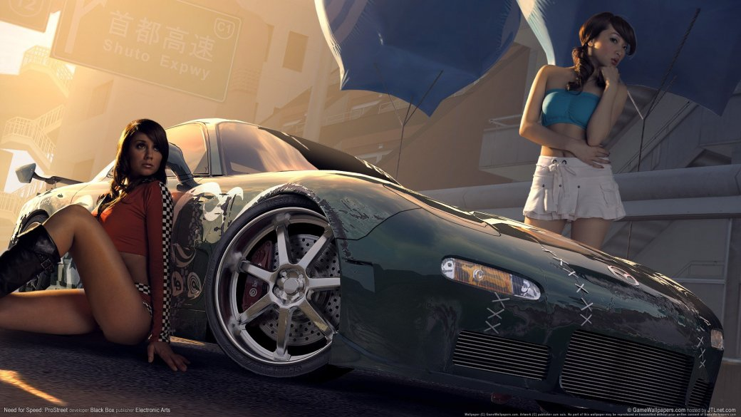 Чамп, Skrock и Бейсовский проведут прямую трансляцию по Need for Speed. - Изображение 1