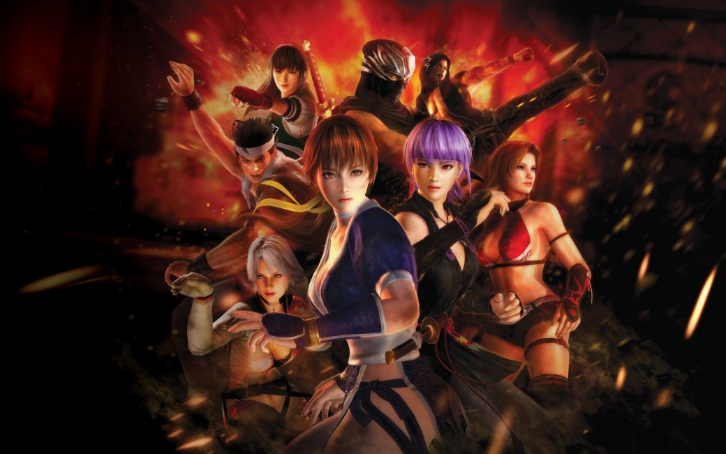 Dead or Alive 5 Plus. Рецензия  - Изображение 1