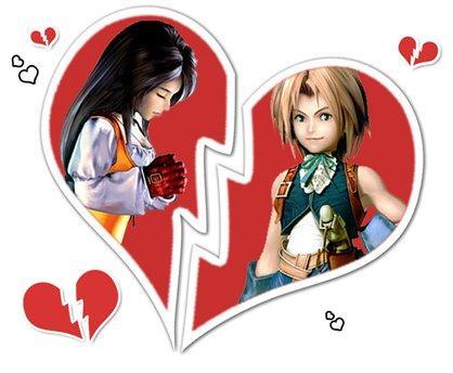 Худшие парочки из Final Fantasy - Изображение 4