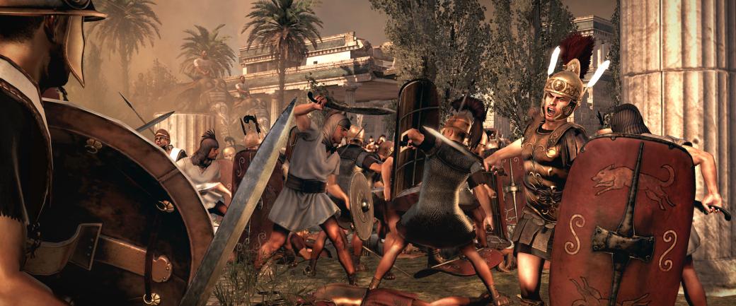 "Total War: Rome 2. Репортаж с ""Игромира 2012"". - Изображение 5"