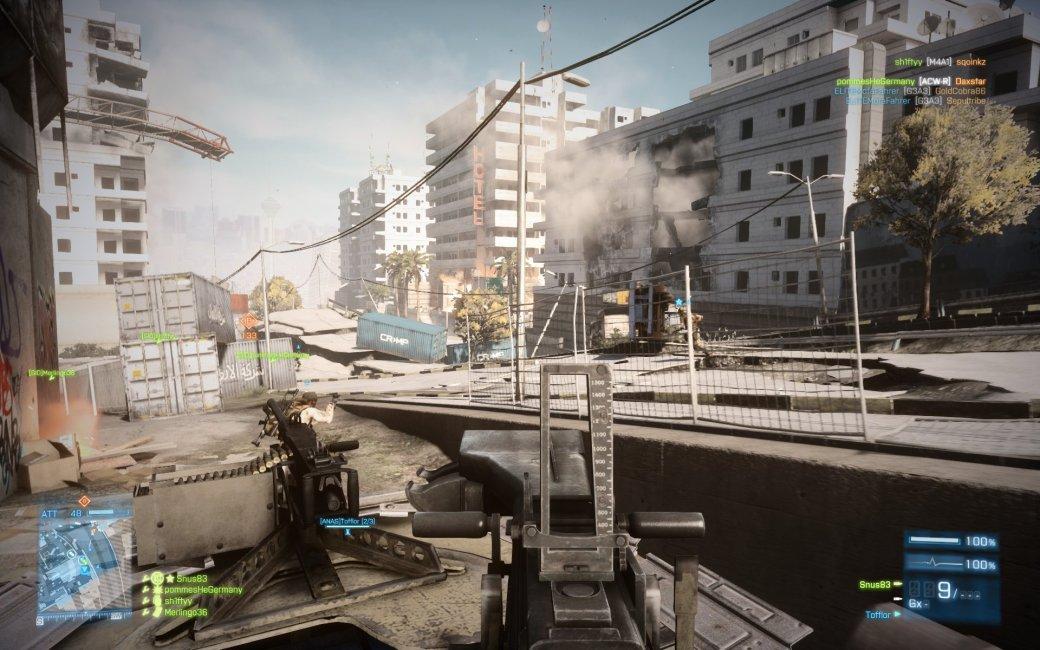 Рецензия на Battlefield 3: Aftermath - Изображение 6