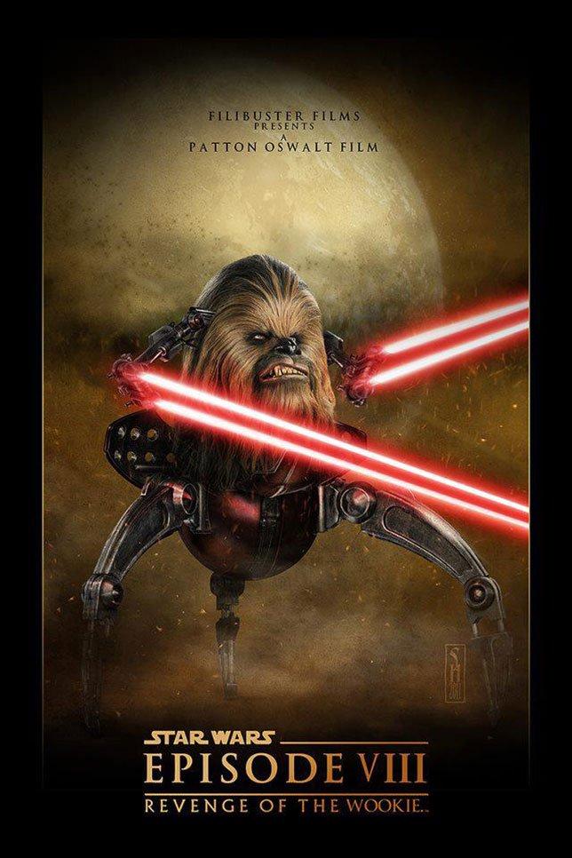 Фанатские постеры Star Wars: Episode VII - Изображение 45