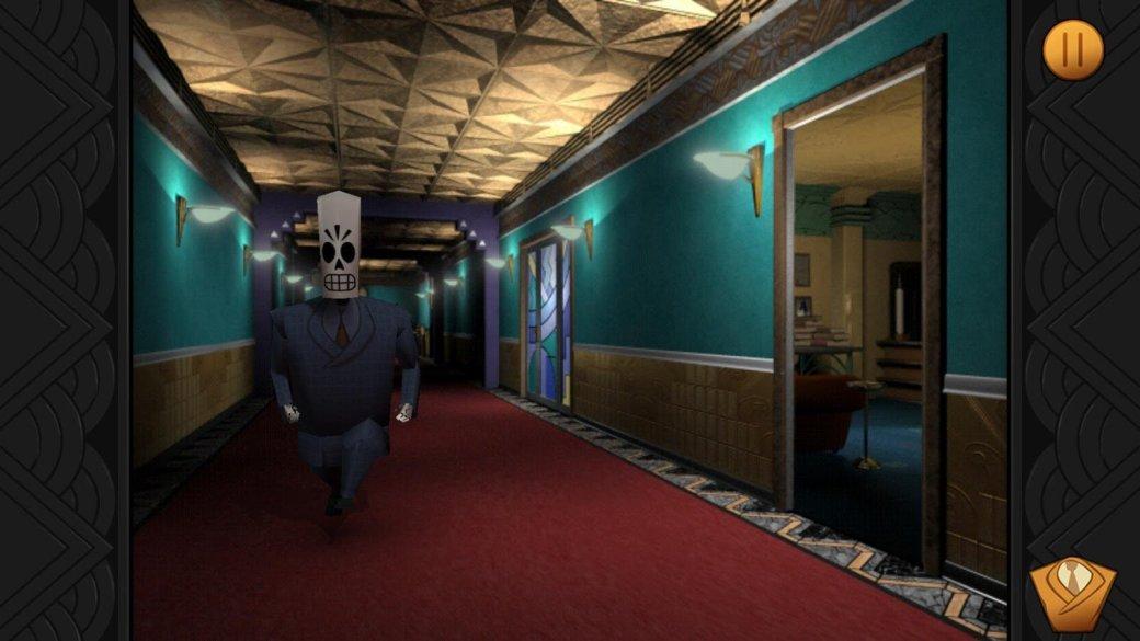 Grim Fandango Remastered вышла на iOS и Android - Изображение 3