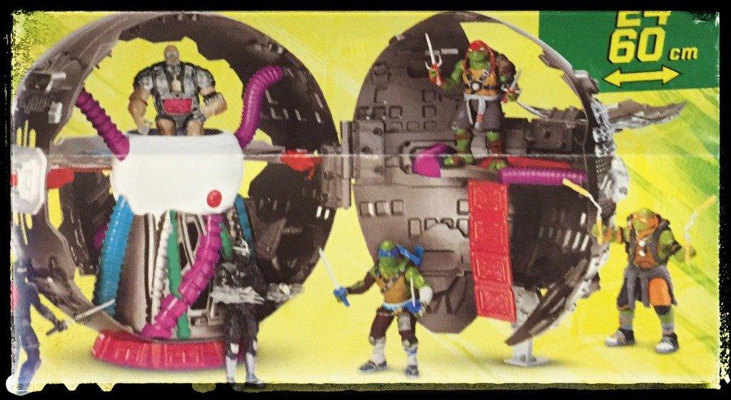 Крэнг из фильма «Черепашки-ниндзя 2» появился в виде игрушки  - Изображение 2