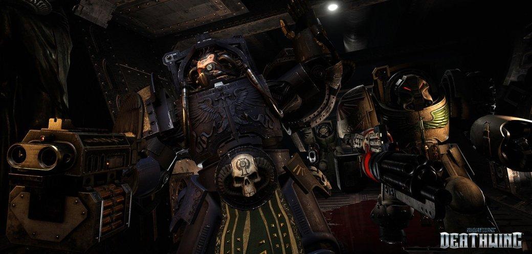 Космодесантники столкнулись с врагом на кадрах из шутера Deathwing - Изображение 1