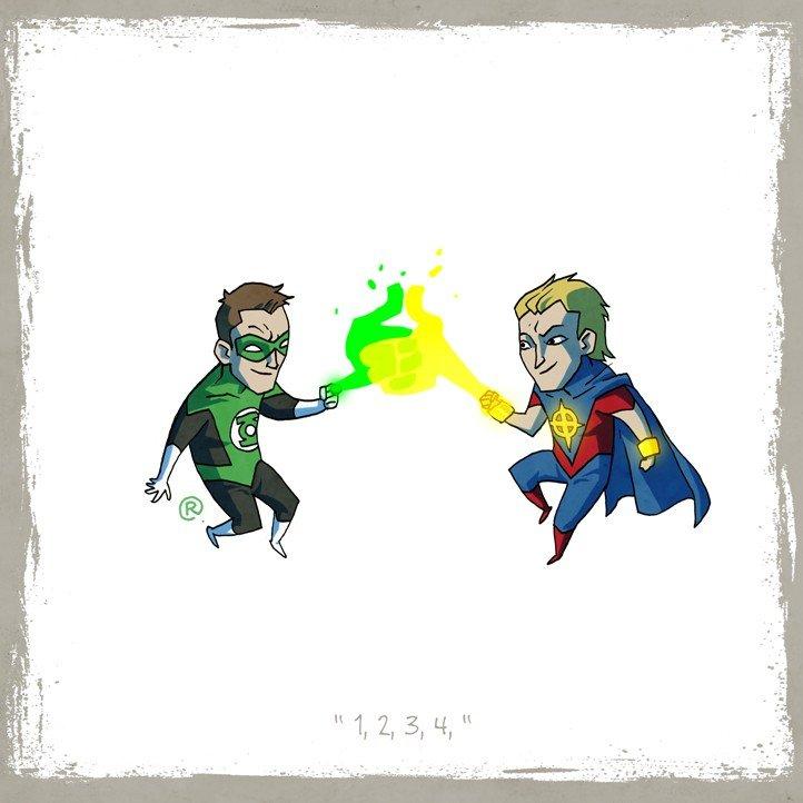 Как Marvel персонажей DC воровала (и наоборот). - Изображение 29