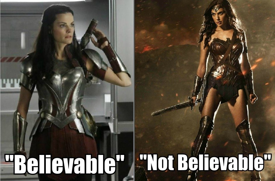 Прошлое и будущее женщин-супергероев в кино и сериалах. - Изображение 14