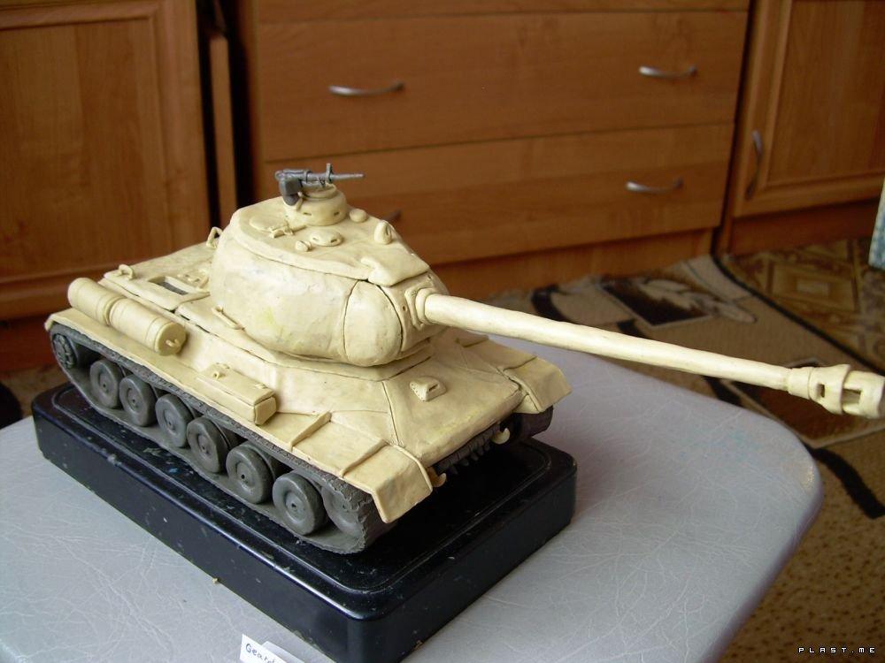 Делаем танк мастер класс