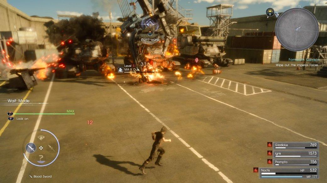 Рецензия на Final Fantasy XV - Изображение 17