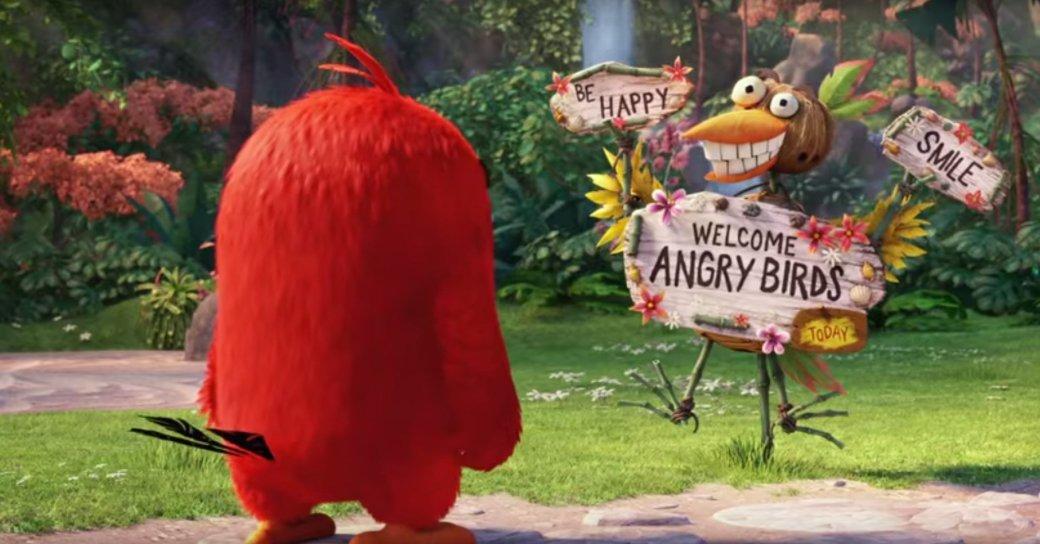 Рецензия на «Angry Birds в кино» - Изображение 3