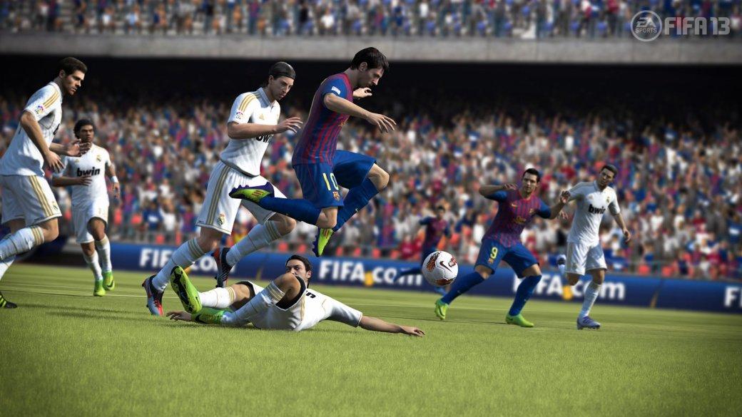 FIFA 13: эксклюзивный репортаж из Лондона - Изображение 4