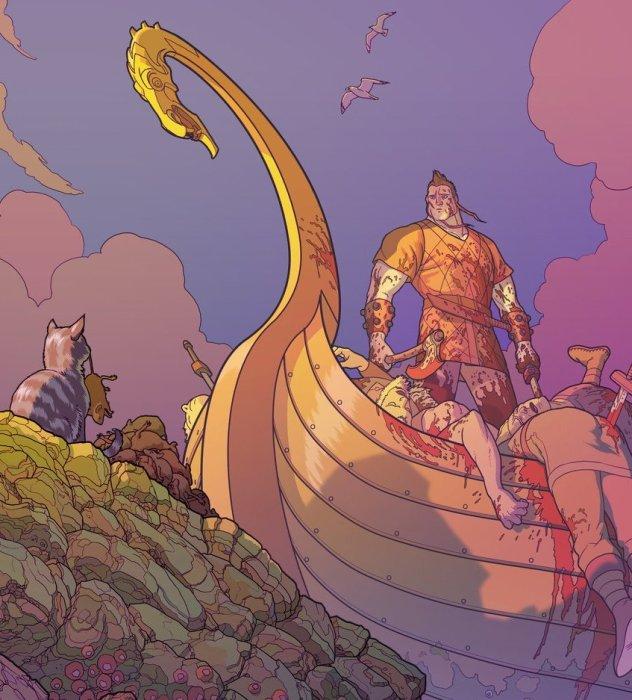 Комикс недели: Nonplayer - Изображение 1