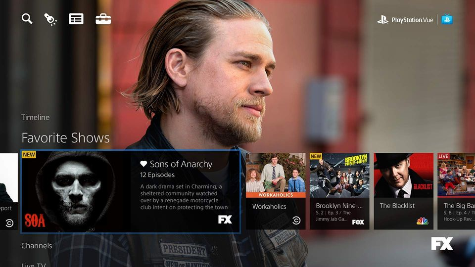 Sony увлеклась телевидением с сервисом PlayStation Vue - Изображение 1