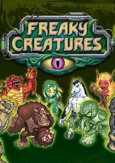 Freaky Creatures: Freaky Space