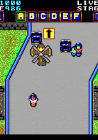 Action Fighter (1989) – фото обложки игры