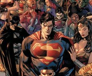 Спасать мир— тяжкое бремя! Бэтмен, Супермен иЧудо-женщина помогут героям, переживающим кризис