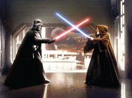 Фанаты «Звездных войн» переделали сцену битвы Оби-Вана Кеноби сДартом Вейдером