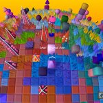 Скриншот Cube & Star: An Arbitrary Love – Изображение 19