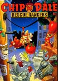 Chip 'N Dale Rescue Rangers – фото обложки игры