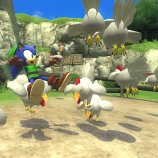 Скриншот Sonic: Lost World - The Legend of Zelda Zone – Изображение 5