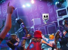 Помните концерт DJMarshmello вFortnite? Оказывается, онсобрал нереальное количество игроков