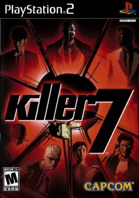 Killer7 – фото обложки игры
