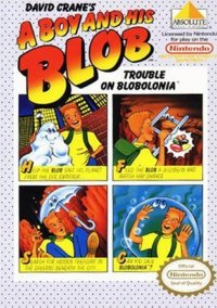 A Boy and His Blob: Trouble on Blobolonia – фото обложки игры