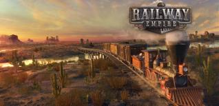 Railway Empire. Релизный трейлер