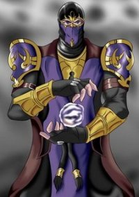 Mortal Kombat: Warrior Rain – фото обложки игры