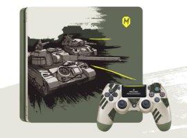 «Канобу» дарит брендированную PS4 зрителю стрима по World of Tanks: Mercenaries (итоги)