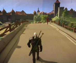 Гифка дня: очень плохая графика вThe Witcher 3: Wild Hunt