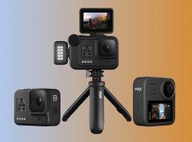 ВРоссии вышли экшен-камеры GoPro Hero 8 Black иMax
