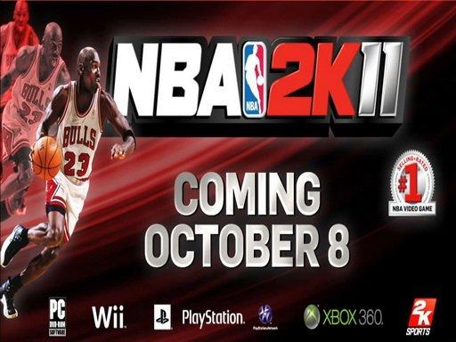 NBA 2K11. Геймплей