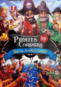 Pirates vs. Corsairs - Davy Jones' Gold – фото обложки игры