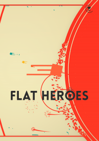 Flat Heroes – фото обложки игры