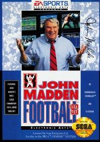 John Madden Football Championship Edition