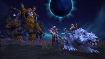 Изначально Blizzard хотела сделать в WoW: Battle for Azeroth Ночной воительницей Майев, а не Тиранду