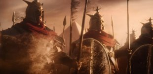 """Assassin's Creed: Origins. Кинематографический трейлер """"Песок"""""""