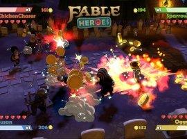 Новая часть Fable станет мультипликационной аркадой