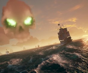 «Не тыкайте в меня своей подзорной трубой!» — из Sea of Thieves удалили забавный баг