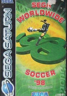 Sega Worldwide Soccer '98