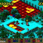 Скриншот Lemmings Paintball – Изображение 2