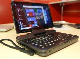 Китайцы выпустили GPD MicroPC— 6-дюймовый карманный Windows-компьютер за$300