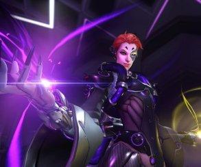 Официальный косплей дня: новый герой Overwatch Мойра сBlizzCon 2017