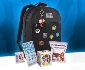 «Блогерша симпатичная, но вещи в коробке круче!». Обзор BlizzCon Bag
