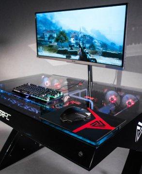 Закулисами: накаких компьютерах проводят киберспортивные турниры