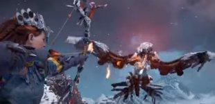 Horizon: Zero Dawn. Трейлер DLC The Frozen Wilds c PGW 2017