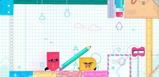 Snipperclips - Cut it out, together!. Релизный трейлер